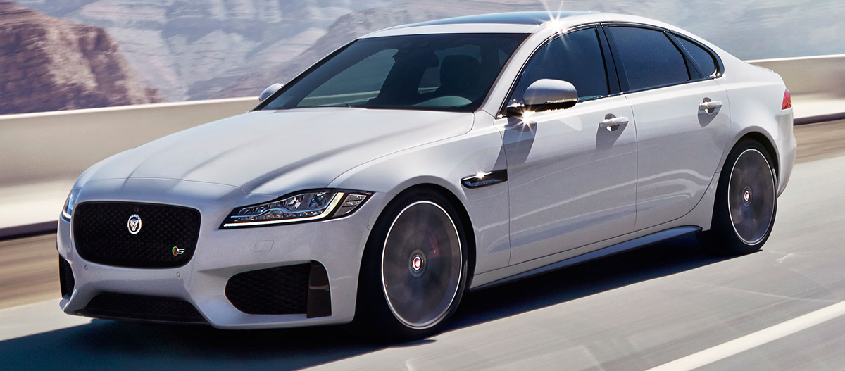 Jaguar XF NEW (Ягуар XF)