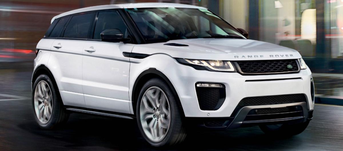 Range Rover Evoque (Рейндж Ровер Эвок)