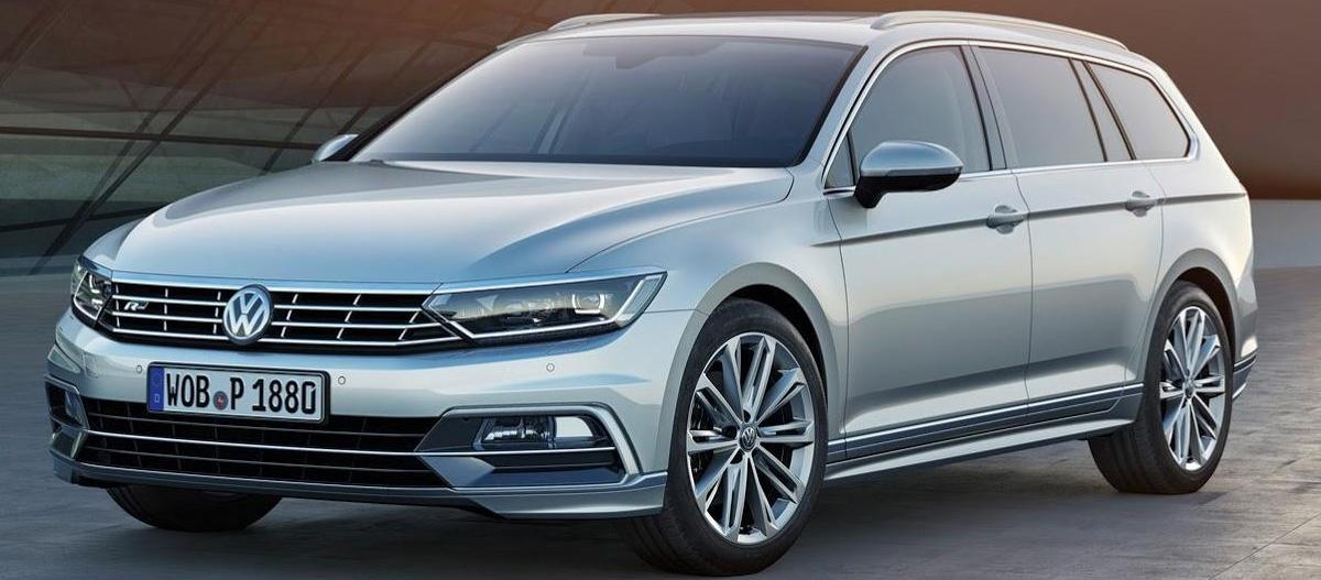 Volkswagen Passat Variant (Фольксваген Пассат)