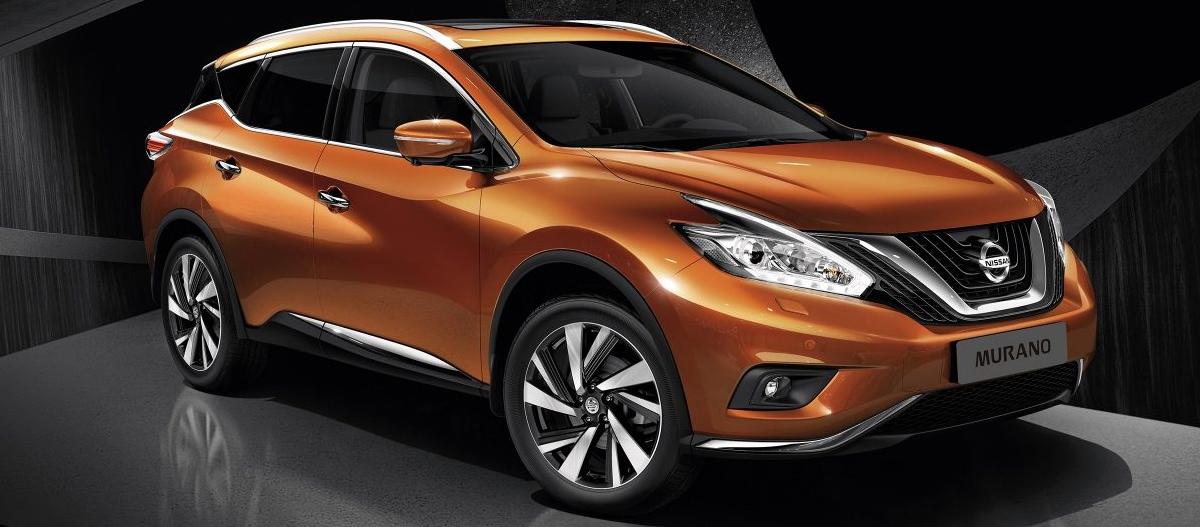 Nissan Murano NEW (Ниссан Мурано)
