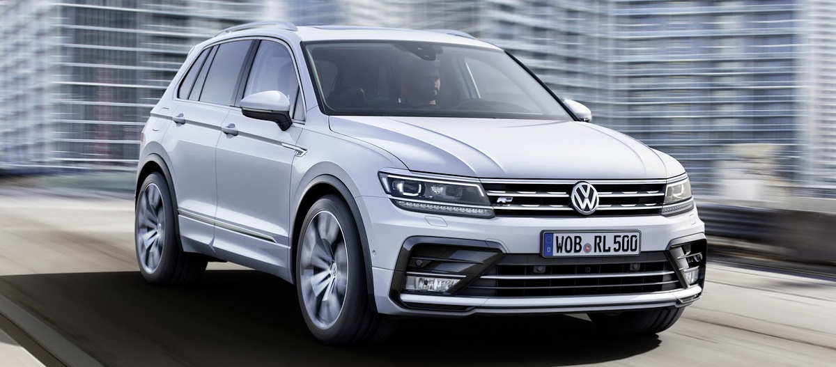 Volkswagen Tiguan NEW (Фольксваген Тигуан)