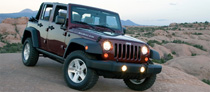 Jeep Wrangler Unlimited (���� �������� ���������)