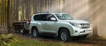 Toyota Land Cruiser Prado (������ ���� ������ �����)