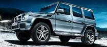 Mercedes-Benz G-Класс (Мерседес-Бенц G-Класс)