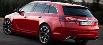 Opel Insignia Tourer OPC (Опель Инсигния Тур ОПС)