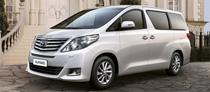 Toyota Alphard (������ ������)