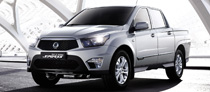 SsangYong Actyon Sports (���� ��� ������ �����)