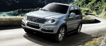 SsangYong Rexton (Санг Енг Рекстон)