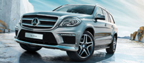 Mercedes-Benz GL (Мерседес-Бенц GL)
