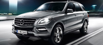 Mercedes-Benz ML (Мерседес-Бенц МЛ)