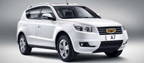 Geely Emgrand X7 (����� ������� X7)