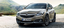 Opel Insignia Country Tourer (Опель Инсигния Кантри Тур)