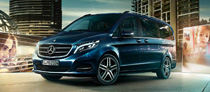 Mercedes-Benz V-Класс (Мерседес-Бенц В-Класс)