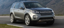 Land Rover Discovery Sport (Ленд Ровер Дискавери Спорт)
