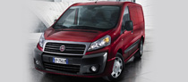 Fiat Scudo Cargo (Фиат Скудо Фургон)