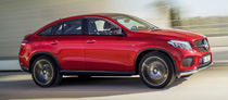 Mercedes-Benz GLE coupe (��������-���� GLE ����)