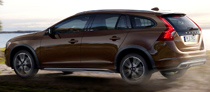 Volvo V60 Cross Country (Вольво V60 Кросс Кантри)