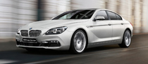 BMW 6-er Gran Coupe (БМВ 6 серии Гран Купе)