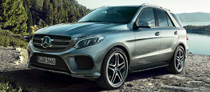 Mercedes-Benz GLE (��������-���� GLE)