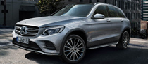 Mercedes-Benz GLC (Мерседес-Бенц GLC)