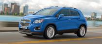 Chevrolet Tracker (������� ������)