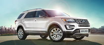 Ford Explorer NEW (���� ���������)